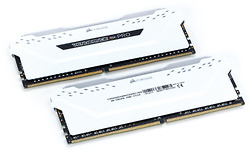 Corsair Vengeance RGB Pro White 16GB DDR4-3200 CL16 kit