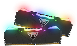 Patriot Viper RGB Black 16GB DDR4-4133 CL16 kit