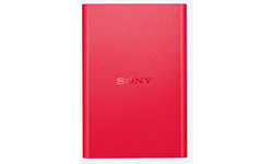 Sony Entry 1TB Red