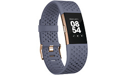 Fitbit Charge 2 Sport Large Blue/Grey