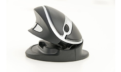 HE Brand Oyster Mouse Wireless Black