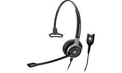 Sennheiser SC 638 Over-Ear Wired Headset Black
