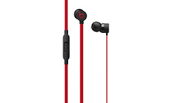 Apple by Dr. Dre UrBeats3 3.5mm Defiant Black/Red