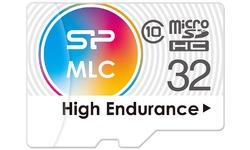 Silicon Power High Endurance MicroSDHC UHS-I 32GB + Adapter