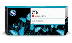 HP 746 Chromatic Red