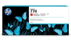HP 774 Red