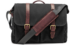 Ona The Brixton Messenger Bag Black