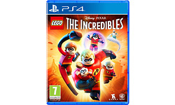 Lego Disney Pixar's: The Incredibles Playstation 4