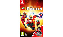 Lego Disney Pixar's: The Incredibles (Nintendo Switch)