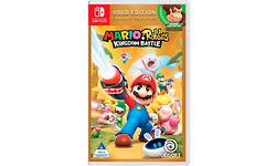 Mario + Rabbids: Kingdom Battle Gold Edition (Nintendo Switch)