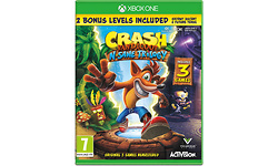 Crash Bandicoot: N. Sane Trilogy (Xbox One)