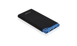 Ultron Realpower 10000SLIM Black/Blue