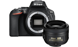 Nikon D5600 35mm kit Black