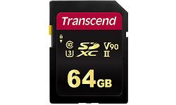 Transcend Extreme 700S SDXC UHS-II U3 64GB