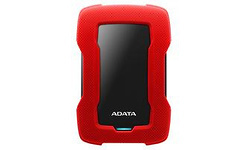Adata HD330 Durable 2TB Red