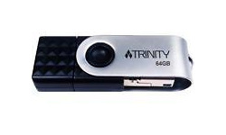 Patriot Trinity 64GB Black/Silver
