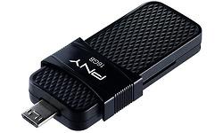 PNY Duo Link 16GB Black