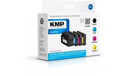 KMP H166VX Black + Color
