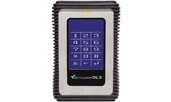 Amacom DataLocker 3 DataLocker 4TB Black/Silver