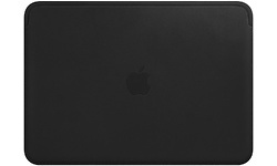 "Apple Leather Sleeve for 12"" Black"