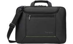 "Targus Balance EcoSmart 15.6"" Briefcase Black"