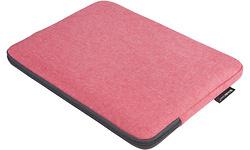 "Gecko Covers Universal Zipper Sleeve 13"" Pink"