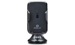 Mobilize Wireless Car Charger Black