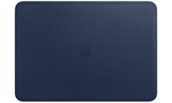 "Apple Leather Sleeve for 15"" Midnight Blue"