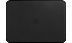 "Apple Leather Sleeve for 13"" Black"