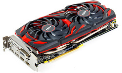 MSI Radeon RX 580 Mech 2 OC 8GB