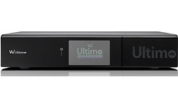 VU+ Ultimo 4K Black