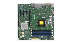SuperMicro Mainboard X11SCQ Single