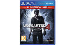 PlayStation Hits: Uncharted 4: A Thief's End (PlayStation 4)