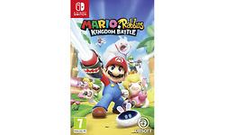Mario + Rabbids: Kingdom Battle (Nintendo Switch)
