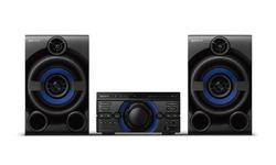 Sony MHCM20D Black
