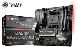 MSI B450M Bazooka Plus