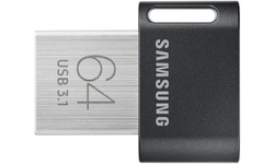 Samsung Fit Plus 64GB Black