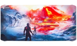 Acer Predator PMP832 Gaming Mouse Pad XXL Magma Battle