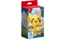 Pokémon: Let's Go, Pikachu! + Poke Ball (Nintendo Switch)
