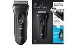 Braun Series 3 ProSkin 3020s Black