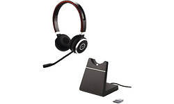 Jabra Evolve 65 MS Duo Black