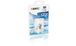 Emtec Baby Seal 16GB White/Blue