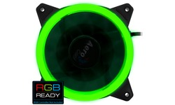 Aerocool Rev RGB 120mm Green