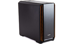 Be quiet! Silent Base 601 Black/Orange