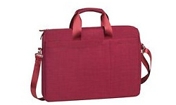 "Rivacase 8335 15.6"" Briefcase Red"