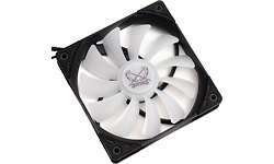 Scythe Kaze Flex RGB 120mm 800rpm Black
