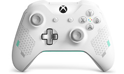 Microsoft Xbox One S Wireless Controller SE White