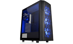 Thermaltake Versa J24 RGB Window Black