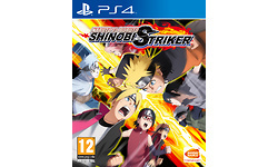 Naruto to Boruto: Shinobi Striker (PlayStation 4)