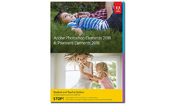 Adobe Photoshop Elements 2018 & Premiere Elements 2018